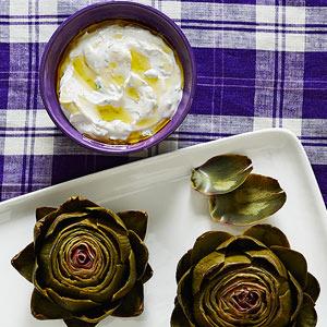 Artichoke & Mint Dip