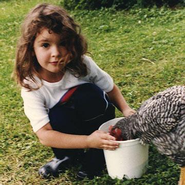 Young Katie Lee