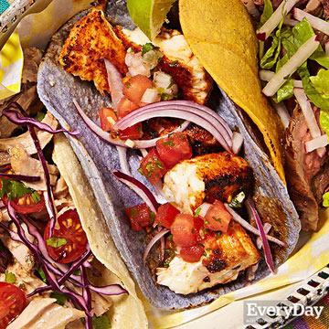 Baked Carnitas Tacos