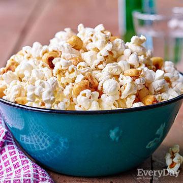 Extra Corny Popcorn