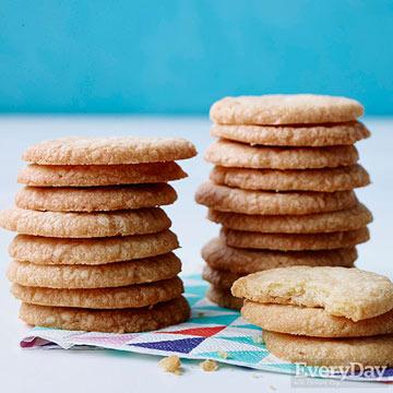 Lemon-Ginger Cookies