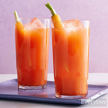 Tipsy Carrot