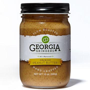 Georgia -- Crunchy Peanut Butter