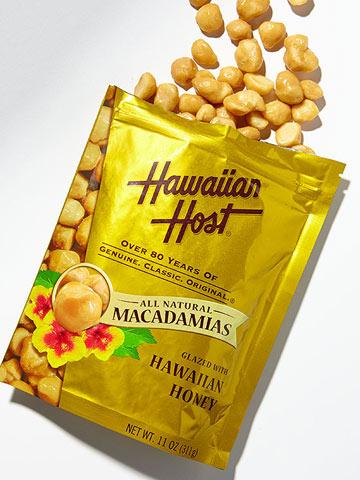 Hawaii -- Hawaiian Honey Glazed Macadamias