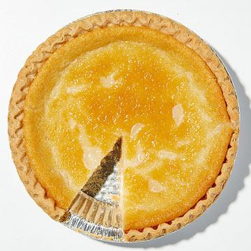 Indiana -- Sugar Cream Pie