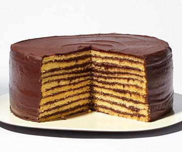 Maryland -- Smith Island Cake