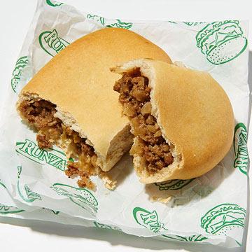 Nebraska -- Runza Sandwich