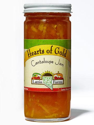 Nevada -- Cantaloupe Jam