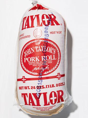 New Jersey -- Pork Roll