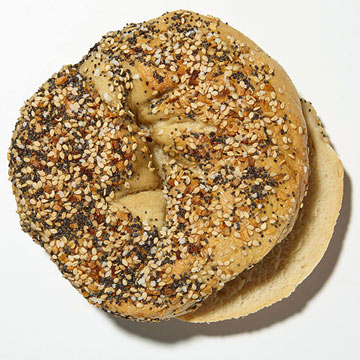 New York -- Bagels