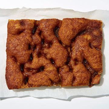 North Carolina -- Moravian Sugar Cake