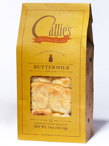 South Carolina -- Callie's Charleston Biscuits