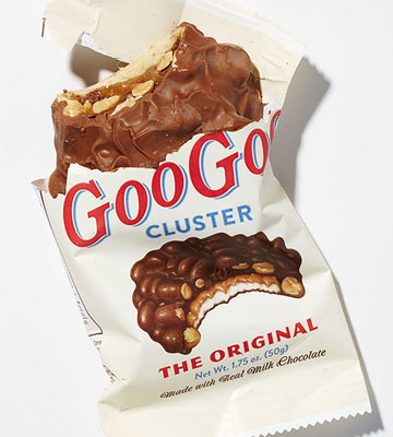 Tennessee -- Goo Goo Clusters