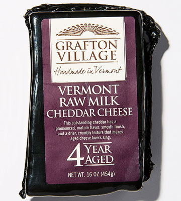 Vermont -- Aged Cheddars