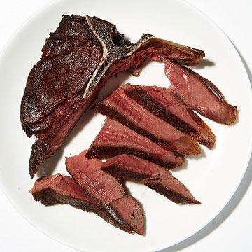 Wyoming -- Elk Steaks