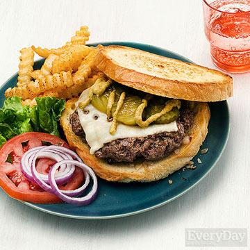 Hello, Friend Burgers: Thin Patties on Toast