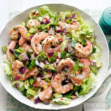 Louisiana Shrimp Salad