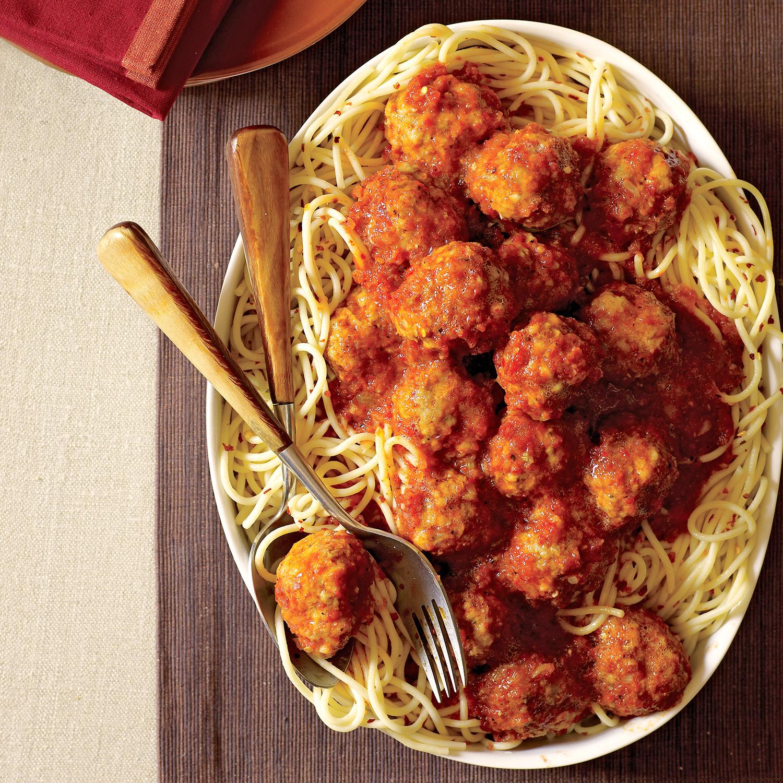 turkey meatballs in paprika tomato sauce