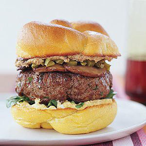 Wellington Burgers