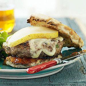 Winter White Burger