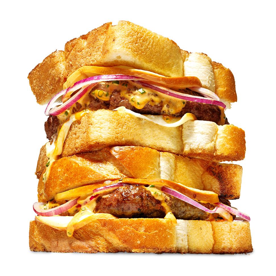 Michael White Italian Chile Cheeseburger