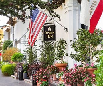 Cypress Inn, California