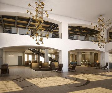 Hotel Van Zandt, Texas
