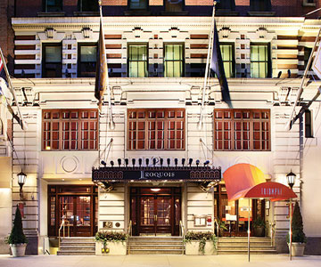 Triumph Hotels, New York