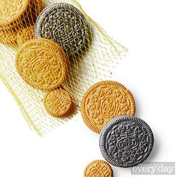 Homemade Hanukkah Coins