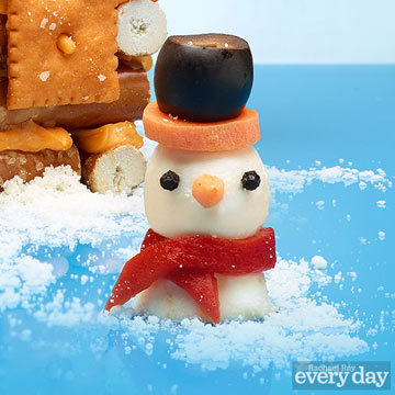 Not-So-Frosty the Snowman