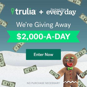 Trulia Daily Dough Contest