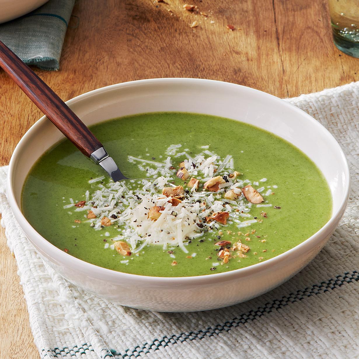 Spinoccoli Soup