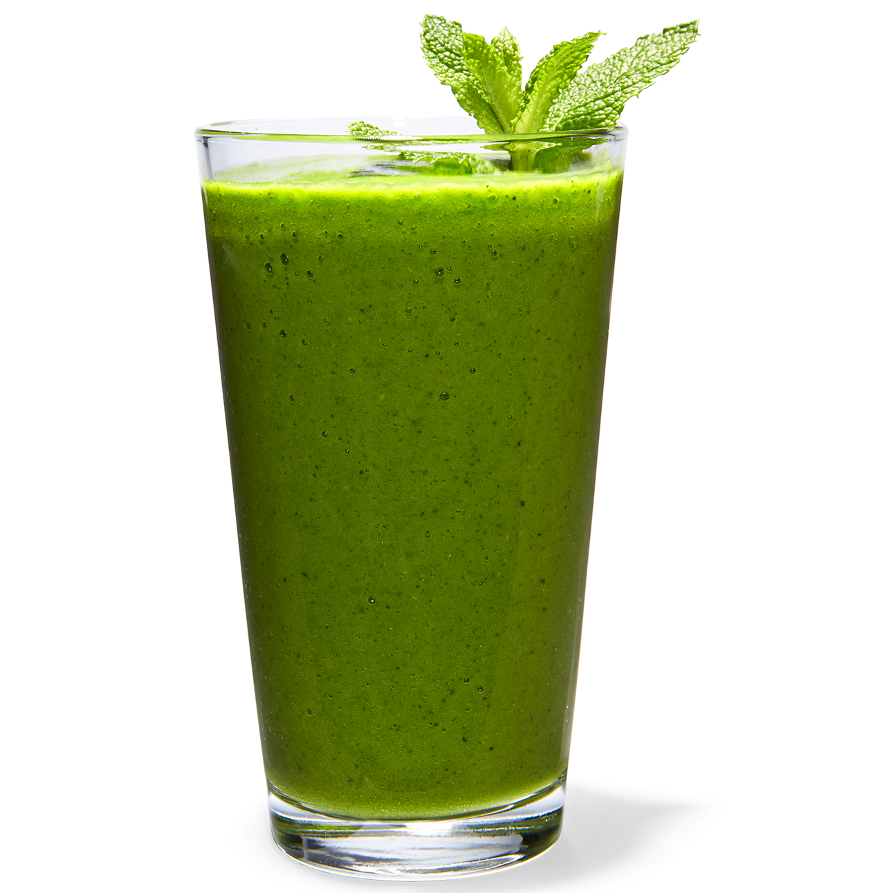 Green Tropical Twister Smoothie