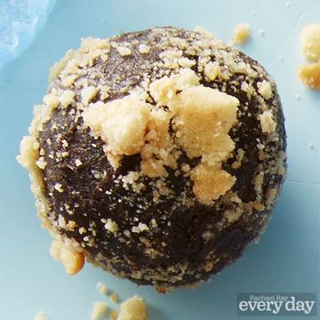 Chocolate-Tea Truffles