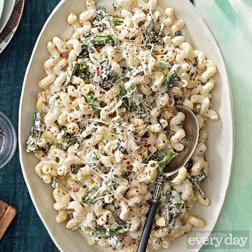 Broccolini & Ricotta Pasta