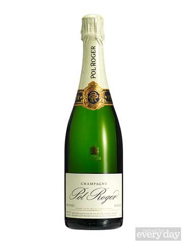 Champagne Pol Roger Brust Reserve