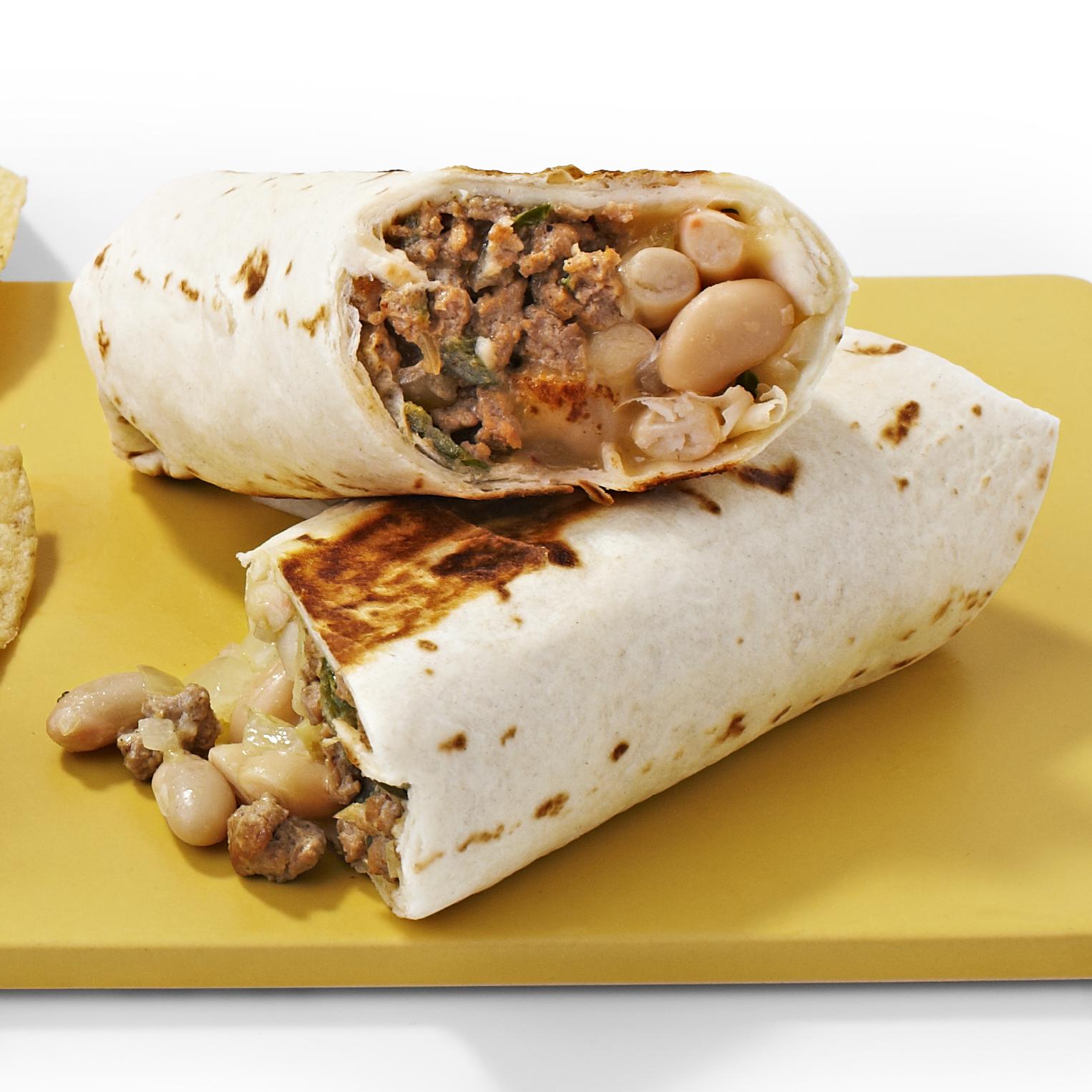 white chili burritos