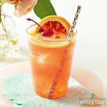 Blood Orange Tequila Sunrise