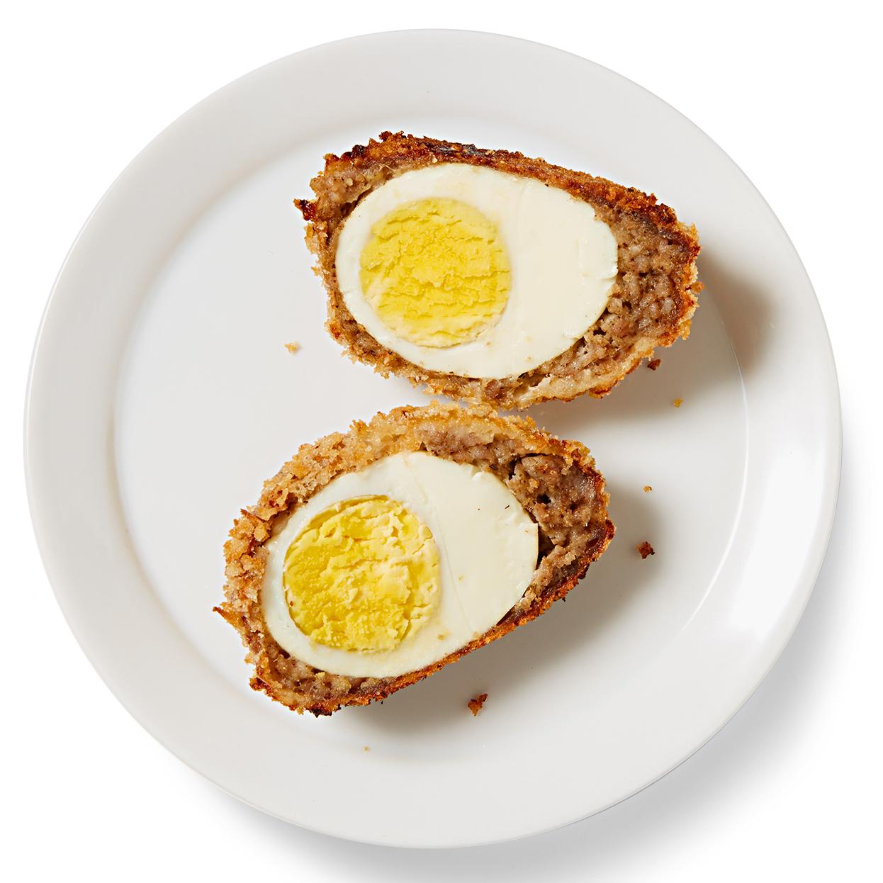 Breakfast Scotch Eggs