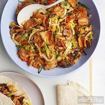 Classic Mu Shu Pork