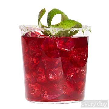 Cherry-Sage Margarita