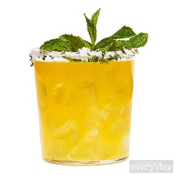Mango-Mint Margarita