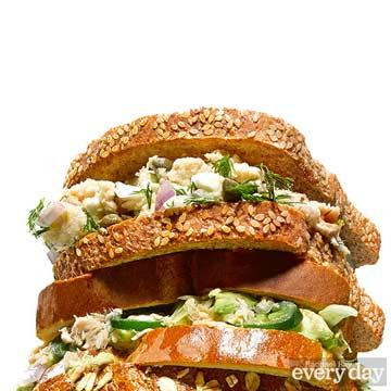 Go Greek Tuna Salad