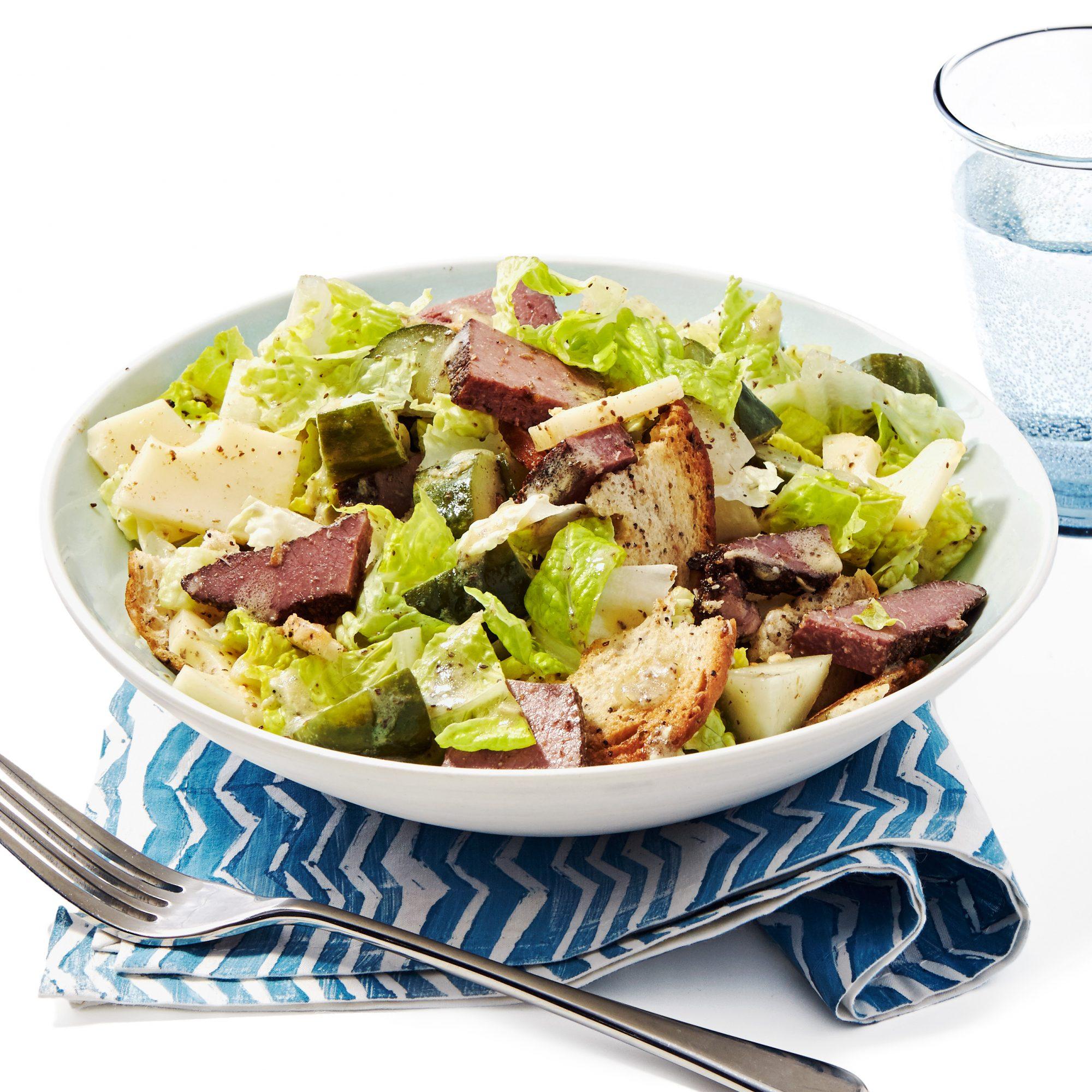 new york deli salad