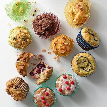 Basic Muffin Batter