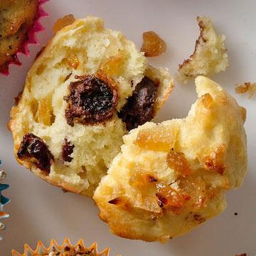 Carrot Cumin Muffins