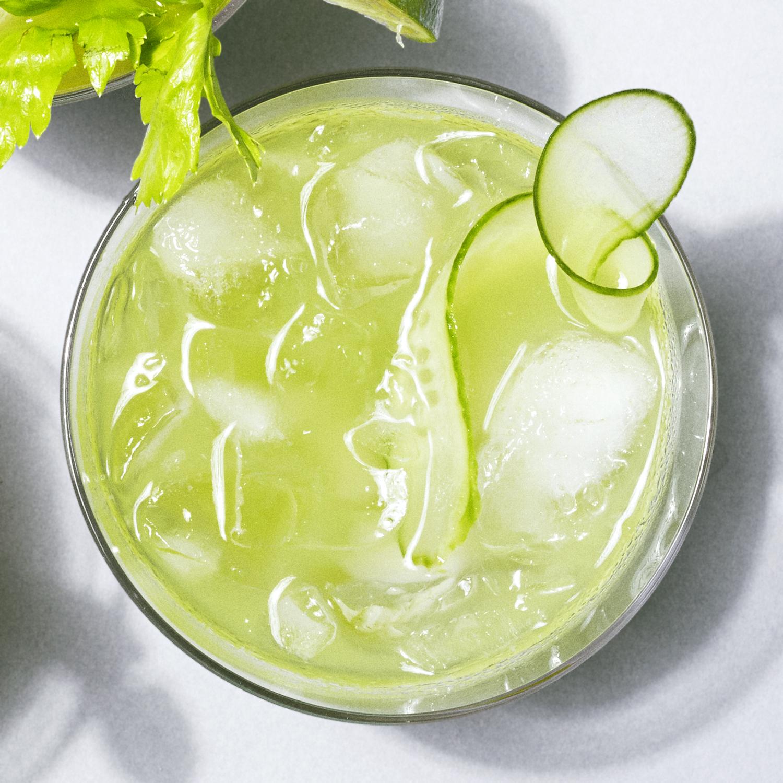 cucumber mule
