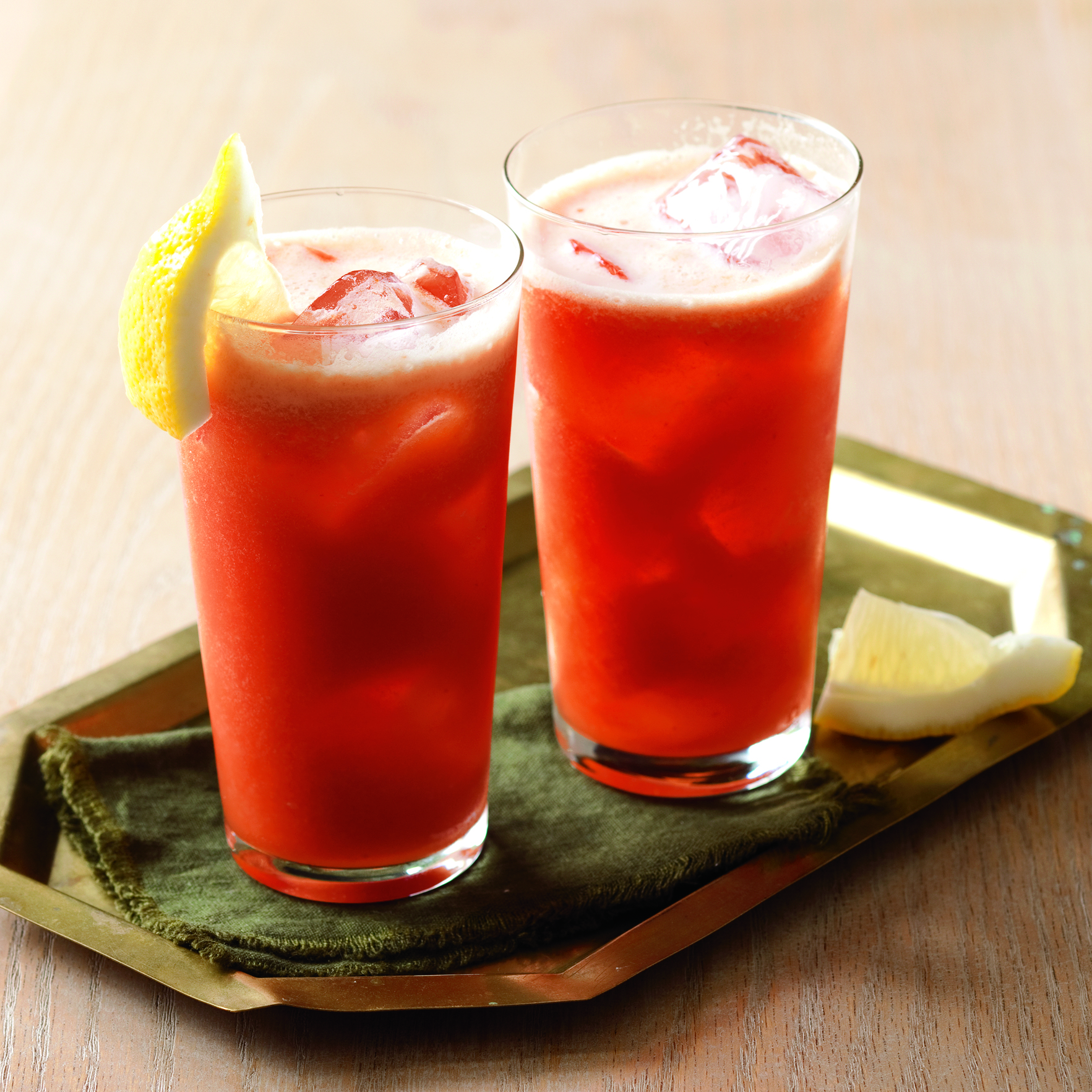 Wasabi Bloody Marys