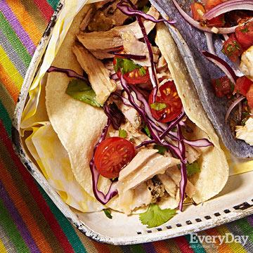 Sauteed Fish Tacos
