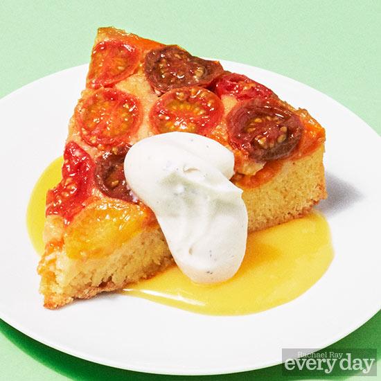 Tomato Upside-Down Cake